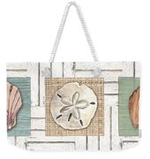Coastal Shells 1 Weekender Tote Bag