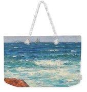 Coastal View Weekender Tote Bag