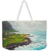 Coastal Views Weekender Tote Bag