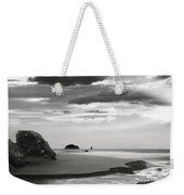 Coastal Waters Weekender Tote Bag
