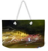 Coaster Of Lights Weekender Tote Bag