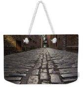 Cobbled Alley Weekender Tote Bag