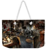 Cobbler's Shop Weekender Tote Bag