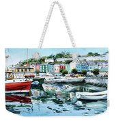 Cobh Harbour County Cork Weekender Tote Bag