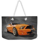 Cobra Power - Shelby Gt500 Mustang Weekender Tote Bag