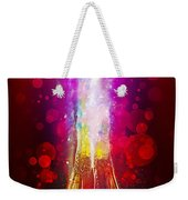 Coca-cola Dream Big Weekender Tote Bag by James Sage