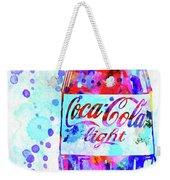 Coca Cola Light Weekender Tote Bag