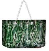 Coca Cola So Many Bottles Weekender Tote Bag