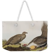 Cock Of The Plains Weekender Tote Bag