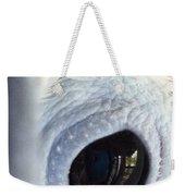 Cockatiel Eye Weekender Tote Bag