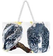 Cockatiels Weekender Tote Bag