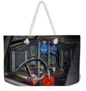 Cockpit Weekender Tote Bag