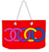 Coco Chanel-8 Weekender Tote Bag