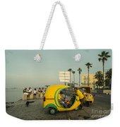 Coco Taxi's  Weekender Tote Bag