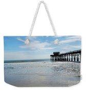 Cocoa Beach Florida Weekender Tote Bag