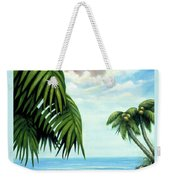 Coconut Cove Weekender Tote Bag