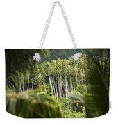 Coconut Palm Trees Weekender Tote Bag