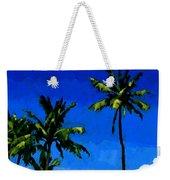 Coconut Palms 5 Weekender Tote Bag