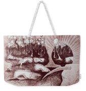 Coconut's Forest Weekender Tote Bag