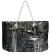 Code Of Hammurabi. Weekender Tote Bag by Granger