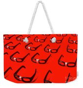 Code Red Developers Weekender Tote Bag