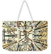 Codex Fej�rv�ry-mayer, 15th Century Weekender Tote Bag