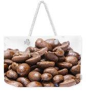 Coffee Beans Closeup Weekender Tote Bag