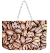 Coffee Beans Weekender Tote Bag
