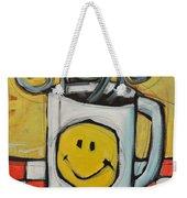 Coffee Cup One Weekender Tote Bag