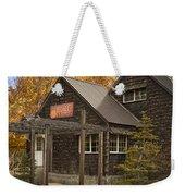 Coffee House Weekender Tote Bag