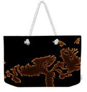 Coffee Kitty Weekender Tote Bag