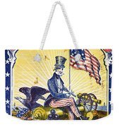 Coffee Label, C1863 Weekender Tote Bag by Granger