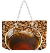 Coffee On Roasted Beans Weekender Tote Bag