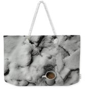 Coffee On The Rocks Weekender Tote Bag