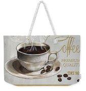 Coffee Shoppe 1 Weekender Tote Bag