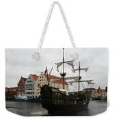 Cog On Wotlawa River Weekender Tote Bag