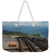 Cog Railway Stop Weekender Tote Bag