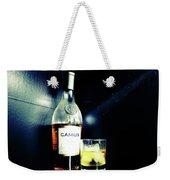 Cognac Camus Weekender Tote Bag