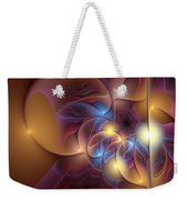 Coherence Of Desire Weekender Tote Bag
