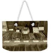 Cohiba Weekender Tote Bag