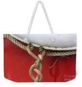 Cohitched Weekender Tote Bag