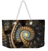 Coiled Spirals Weekender Tote Bag