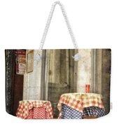 Coimbra Cafe Weekender Tote Bag