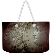 Coin Collector I Weekender Tote Bag