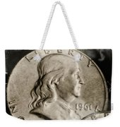 Coin Collector Vi Weekender Tote Bag