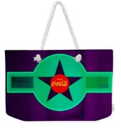 Coke N Lime Weekender Tote Bag