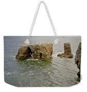 Cold Day At The Seaside. Weekender Tote Bag