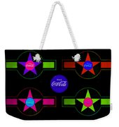 Cola-candy Weekender Tote Bag