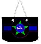 Cola N Lime II Weekender Tote Bag