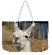 Colchagua Valley Lama Weekender Tote Bag
